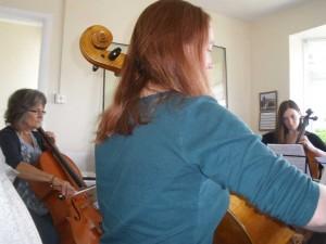 Jude cello group